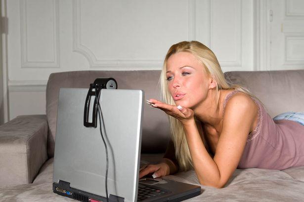 lucrați cu webcam