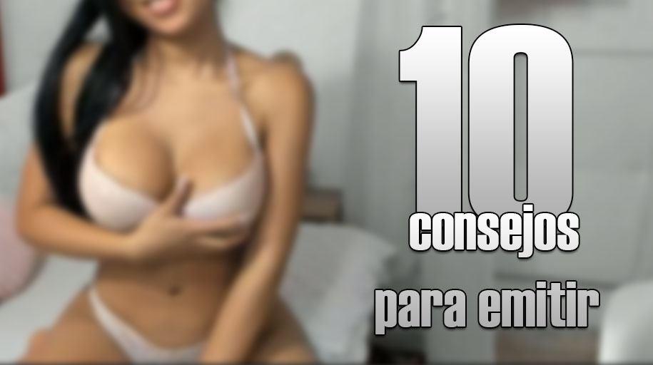 10 consejos para trabajar con webcam