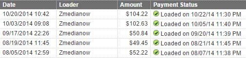 chaturbate payment proof