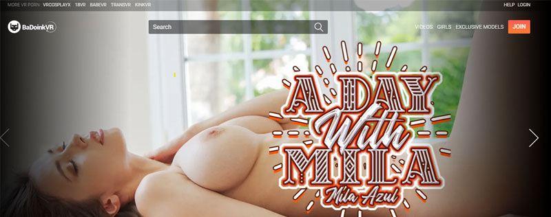best vr porn sites BadoINK VR