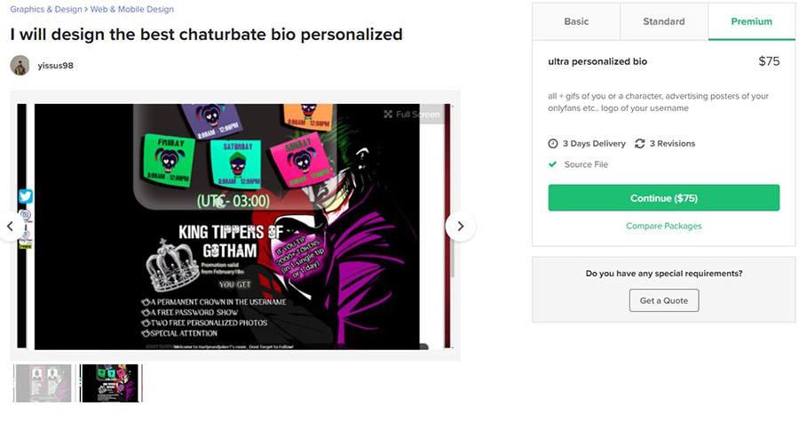 chaturbate bio 4